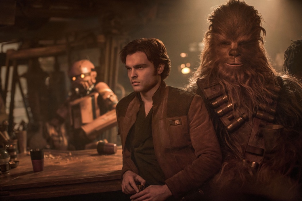 SOLO: A STAR WARS STORY: A Solid If Underwhelming Star Wars Entry