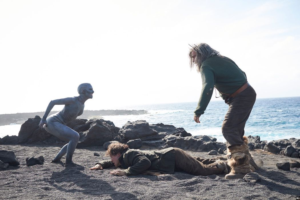 Cold Skin Erratic Storytelling Leaves An Intriguing Tale Of Human