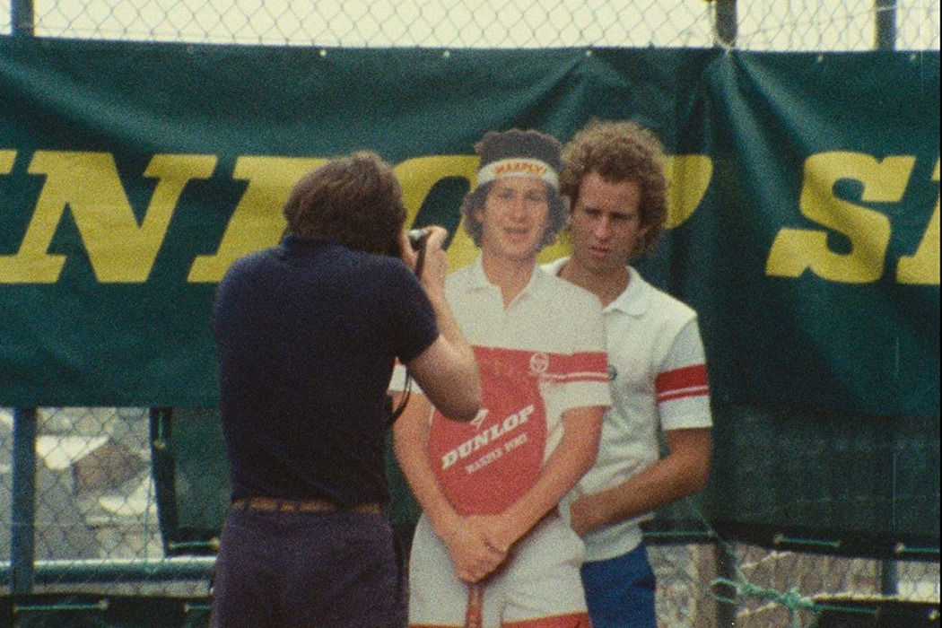 JOHN McENROE: IN THE REALM OF PERFECTION: Art-house Analysis