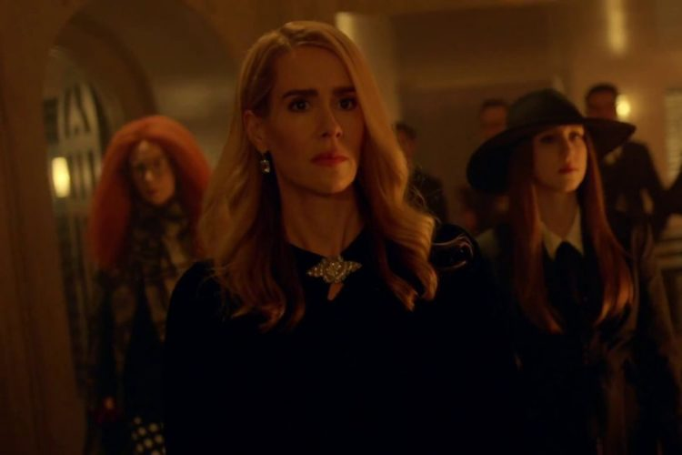 Witches At World's End In AMERICAN HORROR STORY: APOCALYPSE | Film