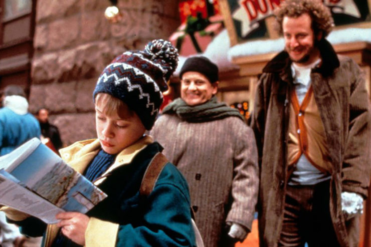 Home Alone 2 Kevin Mccallister S Tricks For A Sequel Film
