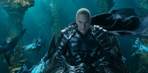 AQUAMAN: Mythological Madness Reigns In Ridiculous