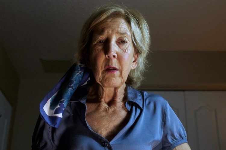 ROOM FOR RENT: Lin Shaye's Performance Keeps This Dud ...