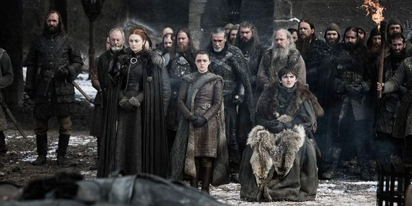 "GAME OF THRONES (S8E4) ""The Last Of The Starks"": All-Male Writers Failed Its Female Characters"