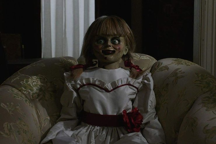 ANNABELLE COMES HOME: In Close Need Of An Exorcism | Film
