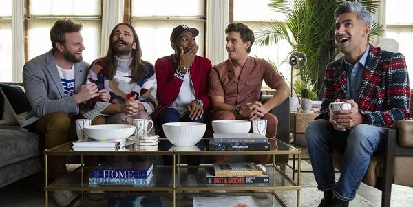 QUEER EYE SEASON 4: More Self-Care And More Self-Aware