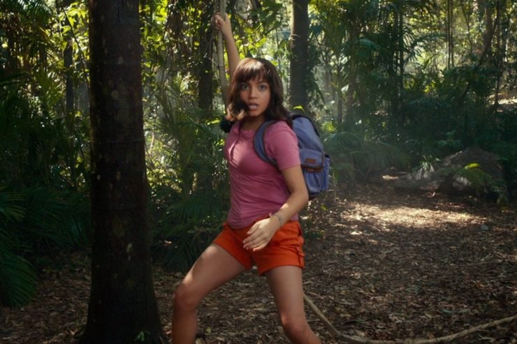 DORA AND THE LOST CITY OF GOLD 100% In On The Joke