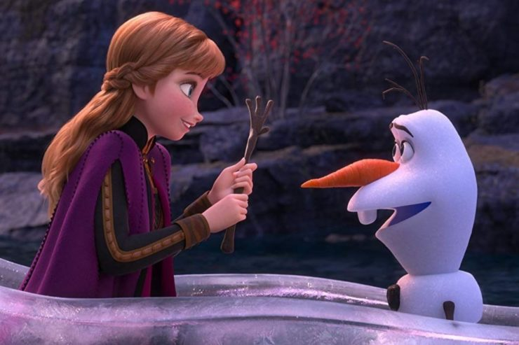 Image result for frozen 2 lost in the woods